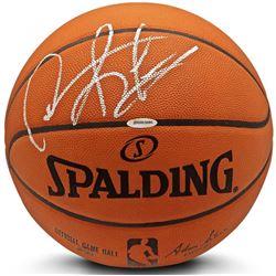 Dennis Rodman Signed Official NBA Game Ball Basketball (UDA COA)