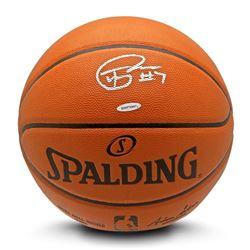 Thon Maker Signed Official NBA Game Ball Basketball (UDA COA)