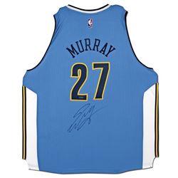 Jamal Murray Signed Nuggets Adidas Jersey (UDA COA)