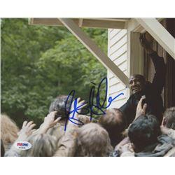 """Seth Gilliam Signed """"The Walking Dead"""" 8x10 Photo (PSA COA)"""