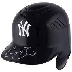 Greg Bird Signed Yankees Authentic Full-Size Batting Helmet (Fanatics Hologram)