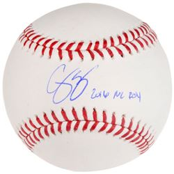"Corey Seager Signed Baseball Inscribed ""2016 NL ROY"" (Fanatics Hologram  MLB Hologram)"