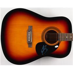 Chris Stapleton Signed Full-Size Rogue Acoustic Guitar (JSA Hologram)