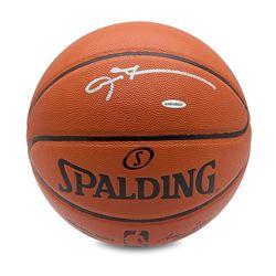 Allen Iverson Signed Basketball (UDA COA)