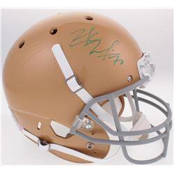 Zack Martin Signed Notre Dame Fighting Irish Full-Size Helmet (Radtke COA)