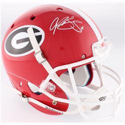 Champ Bailey Signed Georgia Bulldogs Full-Size Helmet (Radtke COA)