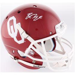 Baker Mayfield Signed Oklahoma Sooners Full-Size Helmet (Radtke COA)
