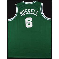 Bill Russell Signed Celtics Jersey (JSA Hologram)
