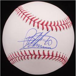 Bartolo Colon Signed OML Baseball (JSA COA)