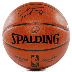 Charles Barkley Signed Official NBA Game Ball Series Basketball (Panini COA)