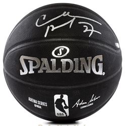 Charles Barkley Signed Basketball (Panini COA)