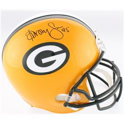 Dorsey Levens Signed Packers Full-Size Helmet (Beckett COA)