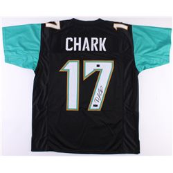 DJ Chark Signed Jaguars Jersey (Radtke COA  Chark Hologram)