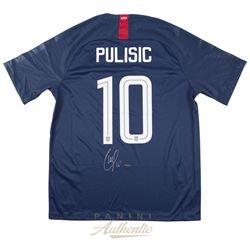 Christian Pulisic Signed Team USA Nike Jersey (Panini COA)