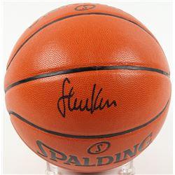 Steve Kerr Signed NBA Game Ball Series Basketball (Schwartz COA)