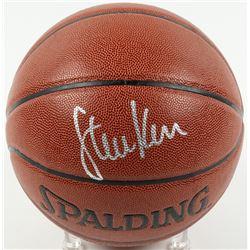 Steve Kerr Signed Basketball (Schwartz COA)