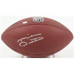 Mike Ditka Signed Full-Size NFL Football (Schwartz COA)