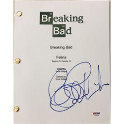 "Bob Odenkirk Signed ""Breaking Bad"" Episode Full Script (PSA COA)"