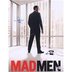 "Jon Hamm Signed ""Mad Men"" 11x14 Photo (Beckett COA)"