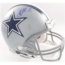 Troy Aikman Signed Cowboys Full-Size Helmet (Beckett COA  Denver Autographs COA)