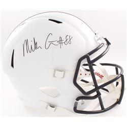 Mike Gesicki Signed Penn State Nittany Lions Full-Size Speed Helmet (JSA COA  Denver Autographs COA)