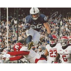 Saquon Barkley Signed Penn State Nittany Lions 8x10 Photo (JSA COA)