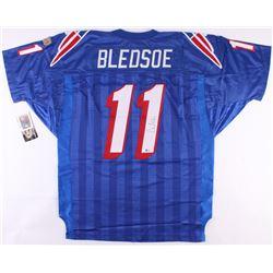 Drew Bledsoe Signed Patriots Jersey (Beckett COA)
