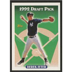 1993 Topps #98 Derek Jeter RC
