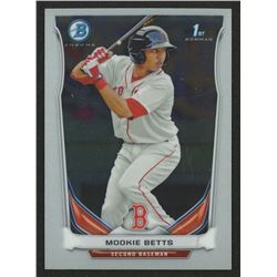 2014 Bowman Chrome Prospects #BCP109 Mookie Betts