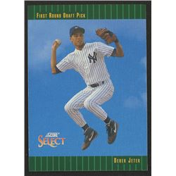 1993 Select #360 Derek Jeter RC