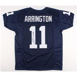 "LaVar Arrington Signed Penn State Nittany Lions Jersey Inscribed ""99 Butkus"" (JSA COA)"