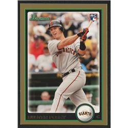 2010 Bowman Draft Gold #BDP61 Buster Posey