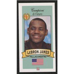 2003 Campioni Di Futuro Lebron James RC