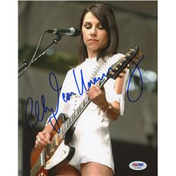 PJ Harvey Signed 8x10 Photo (PSA COA)