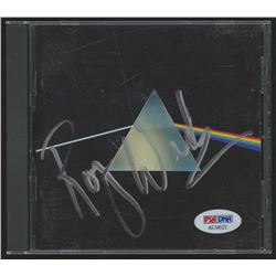 "Roger Waters Signed Pink Floyd ""Dark Side of the Moon"" CD Album (PSA COA)"