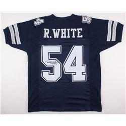 Randy White Signed Cowboys Jersey Inscribed  HOF 94  (JSA COA)