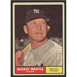 1961 Topps #300 Mickey Mantle