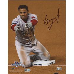 Xander Bogaerts Signed Red Sox 8x10 Photo (Fanatics Hologram  MLB Hologram)
