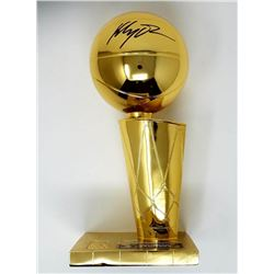 "Klay Thompson Signed ""2018 Finals Champions"" Warriors Trophy (Fanatics Hologram)"