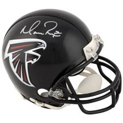 Matt Ryan Signed Falcons Mini Helmet (Fanatics Hologram)
