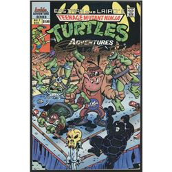 Kevin Eastman Signed Teenage Mutant Ninja Turtles Original Vintage Comic Book with Hand-Drawn Turtle
