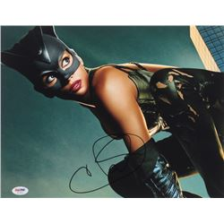 "Halle Berry Signed ""Catwomen"" 11x14 Photo (PSA COA)"