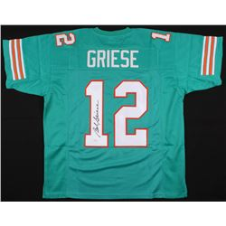Bob Griese Signed Dolphins Jersey (JSA COA)