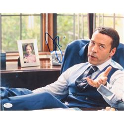 "Jeremy Piven Signed ""Entourage"" 11x14 Photo (JSA COA)"