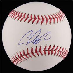 Craig Biggio Signed OML Baseball (TriStar COA)