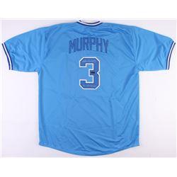 "Dale Murphy Signed Braves Jersey Inscribed ""NL MVP 82, 83"" (Radtke COA)"