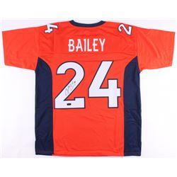 Champ Bailey Signed Broncos Jersey (Radtke COA)