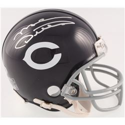 Mike Ditka Signed Bears Throwback Mini Helmet (Beckett COA)