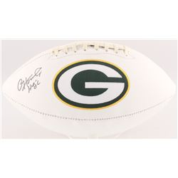 "Paul Hornung Signed Packers Logo Football Inscribed ""HOF 86"" (JSA COA)"