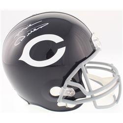 Mike Ditka Signed Bears Full-Size Throwback Helmet (Beckett COA)